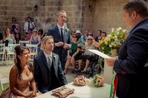 Matrimonio d'autore Palazzo Pesce low